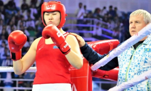 Прямая трансляция боев казахстанских боксеров за выход в финал чемпионата Азии-2021