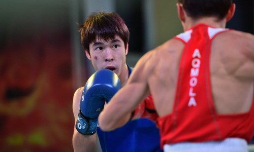 «Тренеры видели, что я проигрываю». 18-летний казахстанец намерен выиграть ЧА-2021 после тяжелого старта