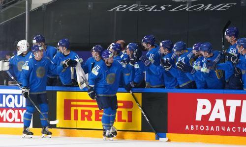 Прямая трансляция матча Казахстан — Канада на чемпионате мира-2021 по хоккею