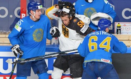 «Казахстан заставил дрожать Германию». Зарубежные СМИ отреагировали на очередную сенсацию чемпионата мира по хоккею