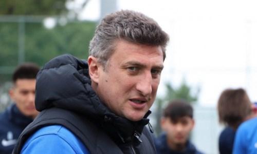 Кахабер Цхададзе после ухода из «Ордабасы» официально принял европейский клуб