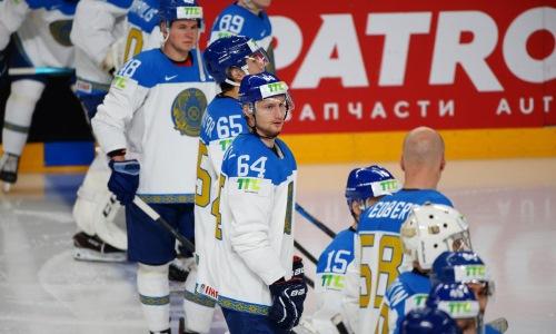 «Выше всех на голову». Международная федерация хоккея пошутила над игроком сборной Казахстана. Фото