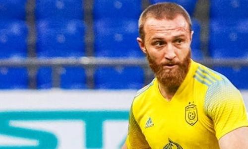 Футболист «Астаны» сделал заявление после перехода в клуб Ла Лиги