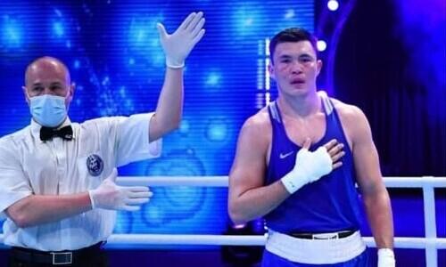 Капитан сборной Казахстан на ЧА-2021 прокомментировал выход в полуфинал турнира