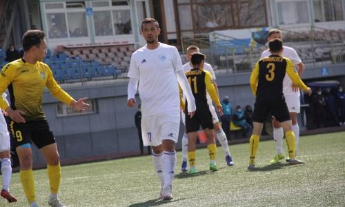 Хет-трик Молдакараева принес «Окжетпесу» разгромную победу над «Байконуром» в матче Первой лиги