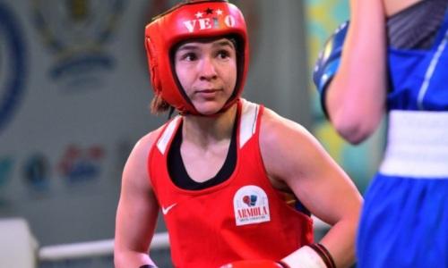 Казахстан выиграл первую медаль на чемпионате Азии-2021 по боксу