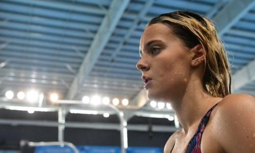 Казахстанская спортсменка завоевала «бронзу» на олимпийском отборе по плаванию в Литве