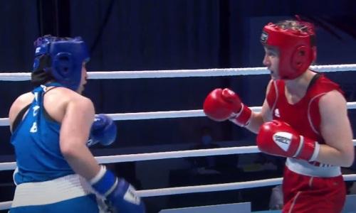 Казахстанская вице-чемпионка мира проиграла узбечке и осталась без боя за «золото» ЧА-2021