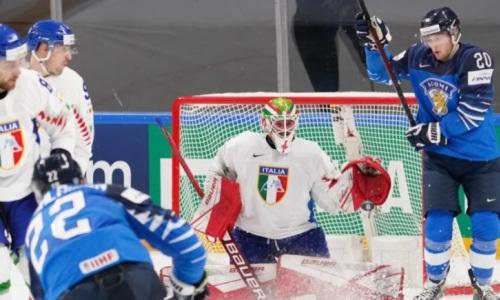 В группе сборной Казахстана на ЧМ-2021 по хоккею новый лидер