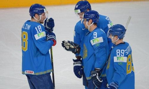 Интрига возрастает. Каково положение сборной Казахстана после четыре туров ЧМ-2021 по хоккею