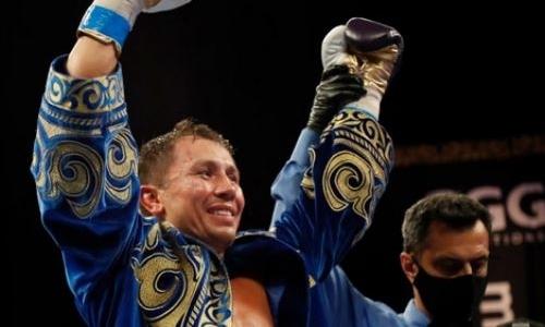 Головкин договорился о бое с чемпионом мира. Объявлена новая дата