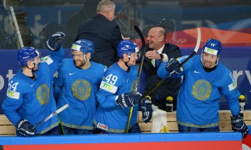 «Агрессия и жесткость». Олейник дал прогноз на матч Казахстан — Канада