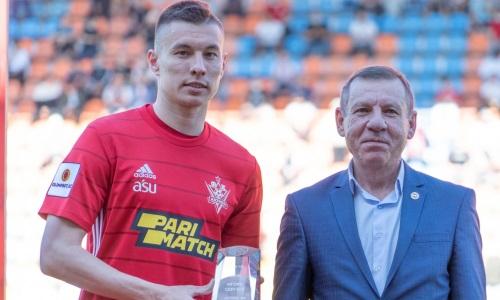 Бомбардир «Актобе» вызван в сборную Узбекистана на матчи отбора ЧМ-2022