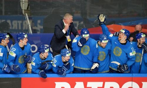 «Видно, что есть команда». Константин Пушкарев о матче Казахстан — Канада и шансах подопечных Михайлиса выйти в плей-офф ЧМ-2021