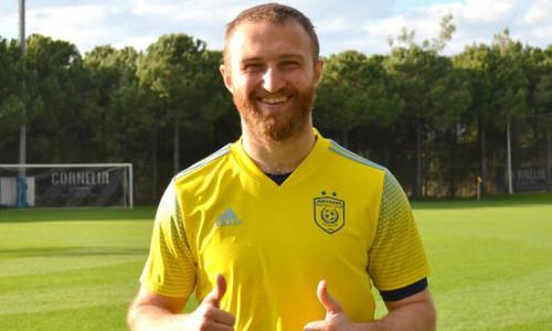 В сборной Армении отреагировали на переход игрока «Астаны» в клуб испанской Ла Лиги