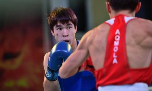 Первый казахстанский боксер вышел в финал чемпионата Азии-2021