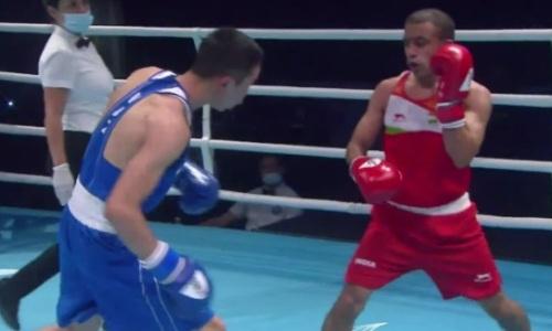 Видео боя, или Как казахстанские боксеры завоевали первую медаль на чемпионате Азии