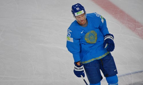Сборная Казахстана отыгралась с 0:2 и проиграла Канаде на чемпионате мира по хоккею