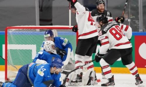 Еще в плей-офф? Каково положение сборной Казахстана на чемпионате мира после поражения Канаде