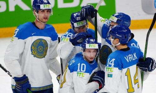 Определен лучший игрок сборной Казахстана в матче с Канадой на ЧМ-2021