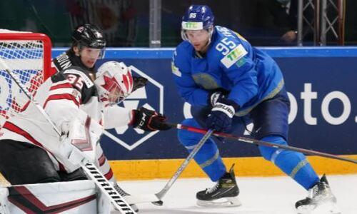 «Матч был очень важен». КХЛ разобрала, как сборная Казахстана чуть не выбила Канаду с ЧМ-2021