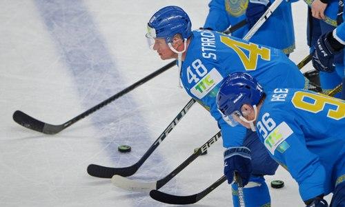 Сборная Казахстана покинула зону плей-офф чемпионата мира-2021 по хоккею
