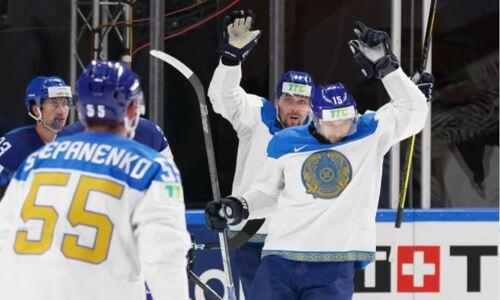 Сборная Казахстана установила неимоверный рекорд чемпионата мира по хоккею