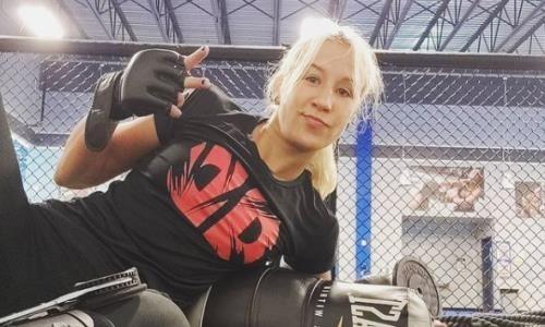 Мария Агапова начала подготовку к следующему поединку в UFC. Подробности