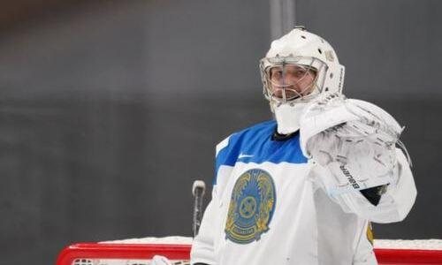 Голкипер сборной Казахстана поразил количеством сейвов, ворвался в ТОП-3 и стал там самым надежным. Подробности