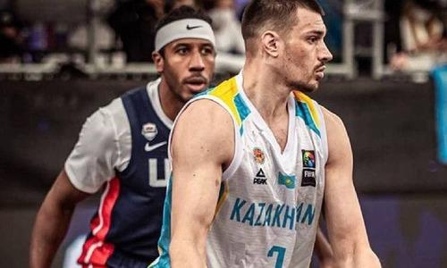Сборная Казахстана по баскетболу не смогла завоевать олимпийские лицензии в отборочном турнире в Австрии