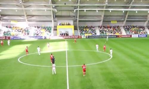 Видеообзор матча Премьер-Лиги «Тобол» — «Актобе» 2:1