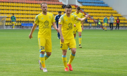 Матч против «Каспия» вскрыл главную слабость «Астаны». Клубу предсказывают большие проблемы в сезоне