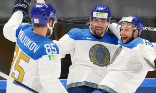 Сборная Казахстана лишилась лидерства в группе ЧМ-2021 по хоккею. Что с плей-офф?