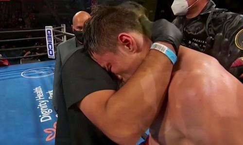 Видео боя, или Как Батыр Джукембаев побывал в нокдауне и проиграл досрочно впервые в карьере