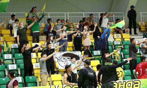 Впервые в сезоне КПЛ-2021 зрители присутствовали на всех матчах тура