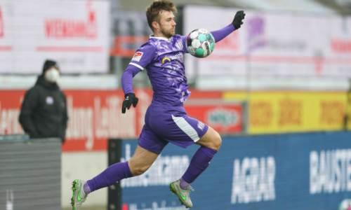 Бывший игрок сборной Казахстана вместе со своим клубом вылетел в третью лигу Германии
