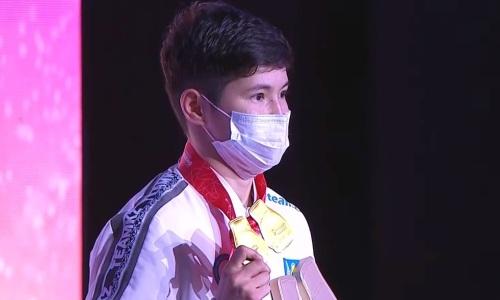 Казахстан досрочно выиграл медальный зачет чемпионата Азии по боксу среди женщин