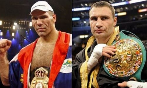 Экс-чемпион мира назвал главную причину, почему Валуев не справился бы с братьями Кличко