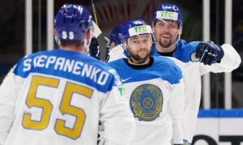 Что нужно сборной Казахстана для выхода в плей-офф чемпионата мира по хоккею?