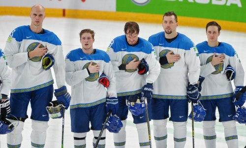 Прямая трансляция матча Норвегия — Казахстан на ЧМ-2021 по хоккею