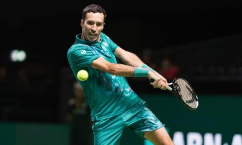 Кукушкин отдалился от первой сотни рейтинга ATP