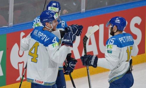 «Потрясающее решение». Сборная Казахстана получила преимущество в решающем матче ЧМ-2021 с Норвегией