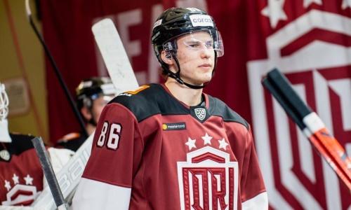 Нападающий из КХЛ с опытом игры в США подписал контракт с казахстанским клубом