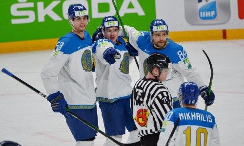 «Оставьте пистолет». Сборная Казахстана попала в ТОП-6 шуточного рейтинга IIHF на ЧМ-2021
