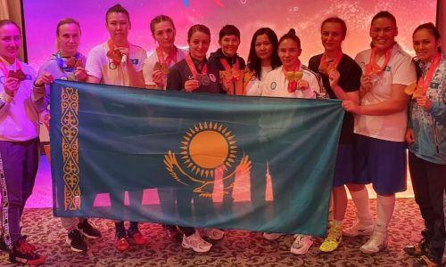 Покорение Дубаи. Казахстанский матриархат: абсолютный рекорд чемпионатов Азии по боксу