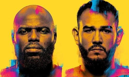 Представлен полный кард турнира UFC Вегас 28 с главным боем Розенстрайк — Сакаи