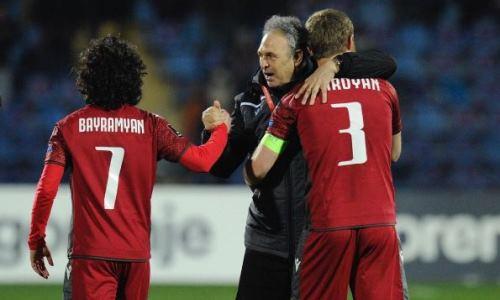 Футболист «Астаны» рискует пропустить матч своей сборной против вице-чемпионов мира