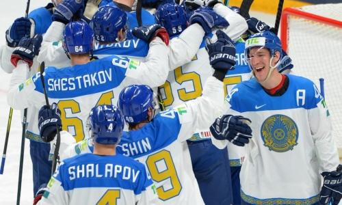 Сборная Казахстана возглавила рейтинг и обошла Канаду в три с половиной раза по важнейшему показателю