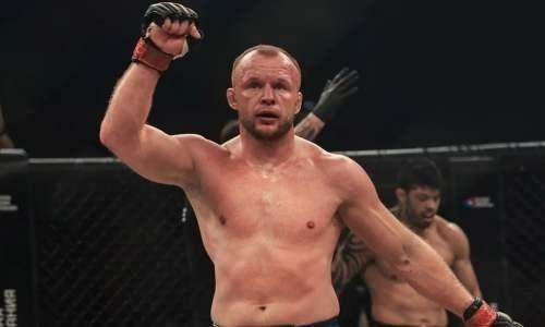 «Мне нужен сильный соперник». Шлеменко во всей России нашел только двух достойных ему бойцов и назвал их