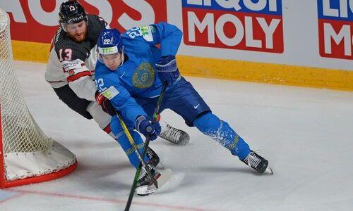 Стало известно, при каком раскладе сборная Казахстана лишит Канаду путевки в плей-офф ЧМ-2021